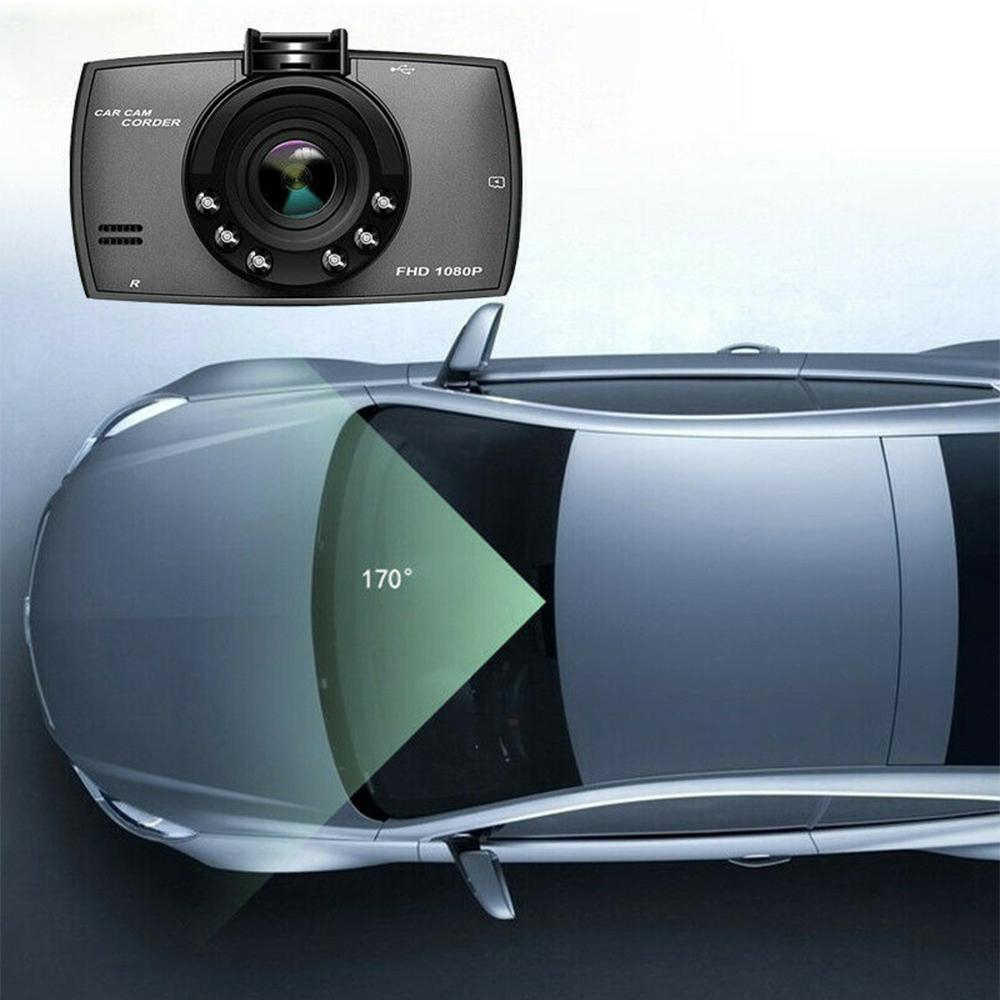 Full HD 1080p Car Dash Camera with FREE Reverse Camera_5