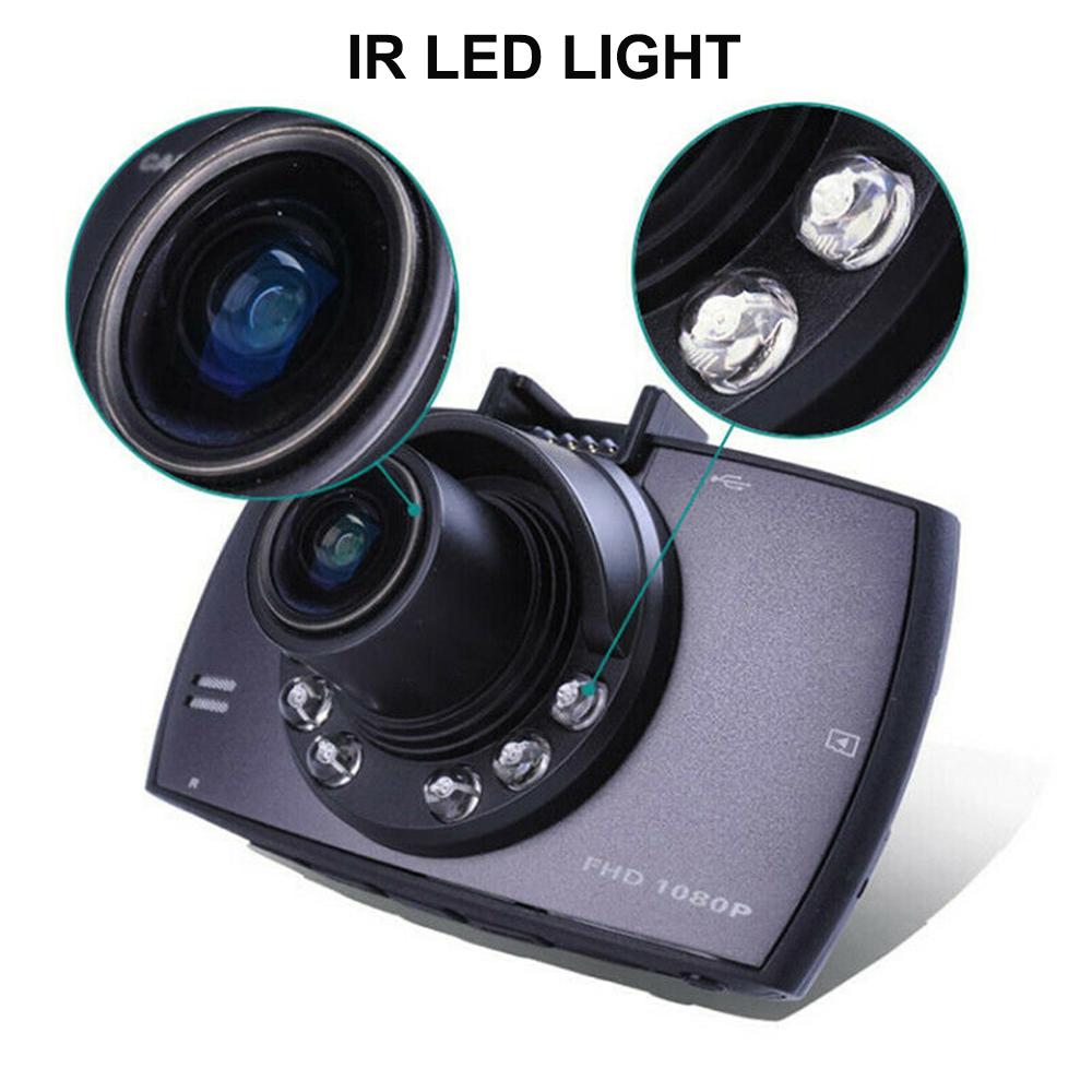 Full HD 1080p Car Dash Camera with FREE Reverse Camera_6