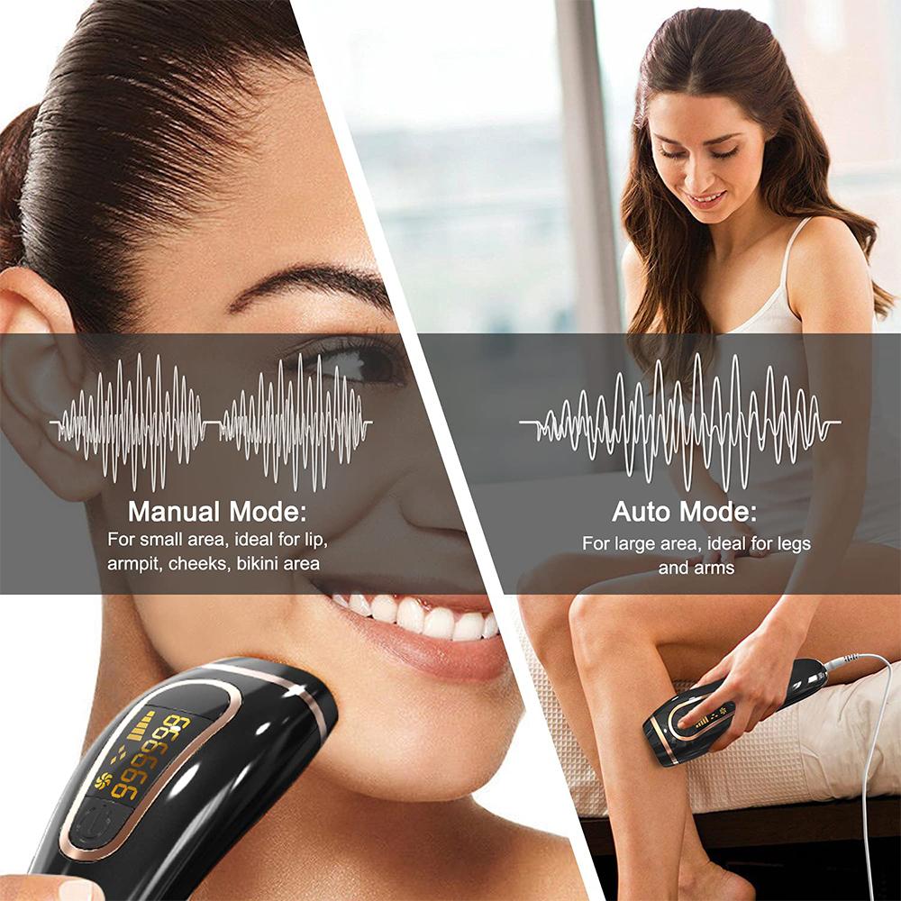 Flash Photon Laser Portable Epilator Device IPL Hair Removal Machine_5