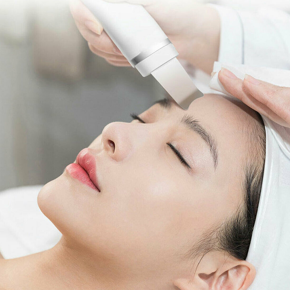 Ultra-Sonic Deep Facial Skin Cleansing Machine Facial Scrubber_2