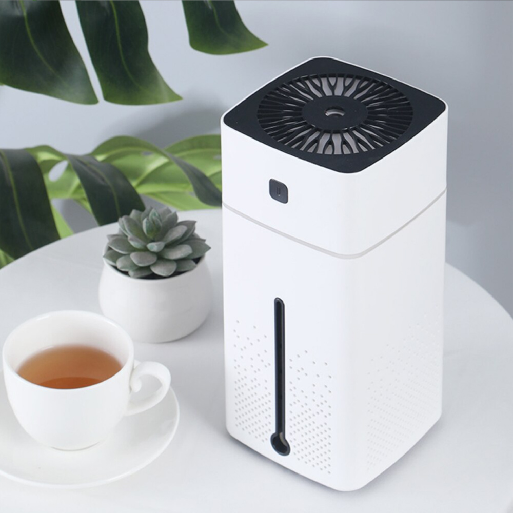 Large Capacity Air Humidifier Essential Oil Diffuser with LED_3