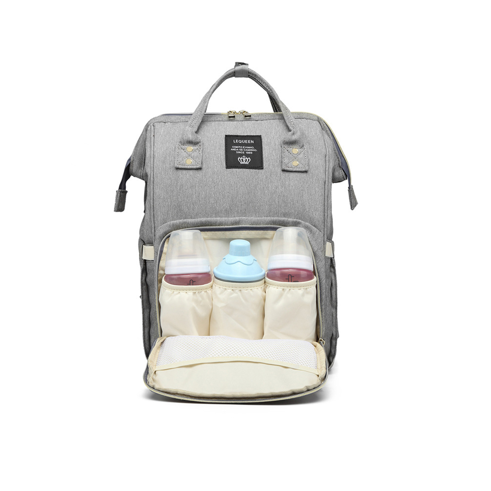 Large Capacity Maternity Travel Backpack with USB Charging Port_3