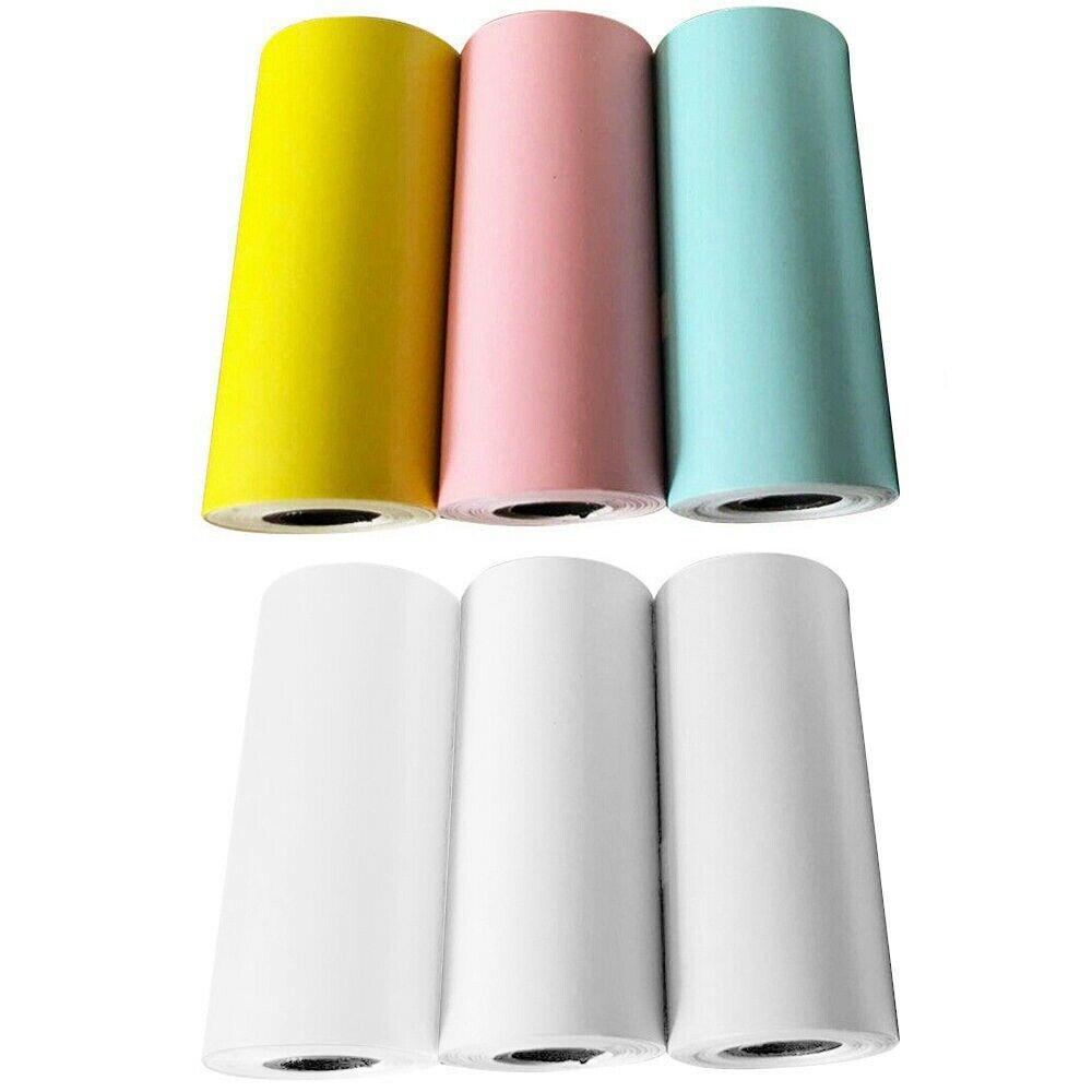 PeriPage Portable Mini Pocket Thermal Paper Photo Printer with Paper_1