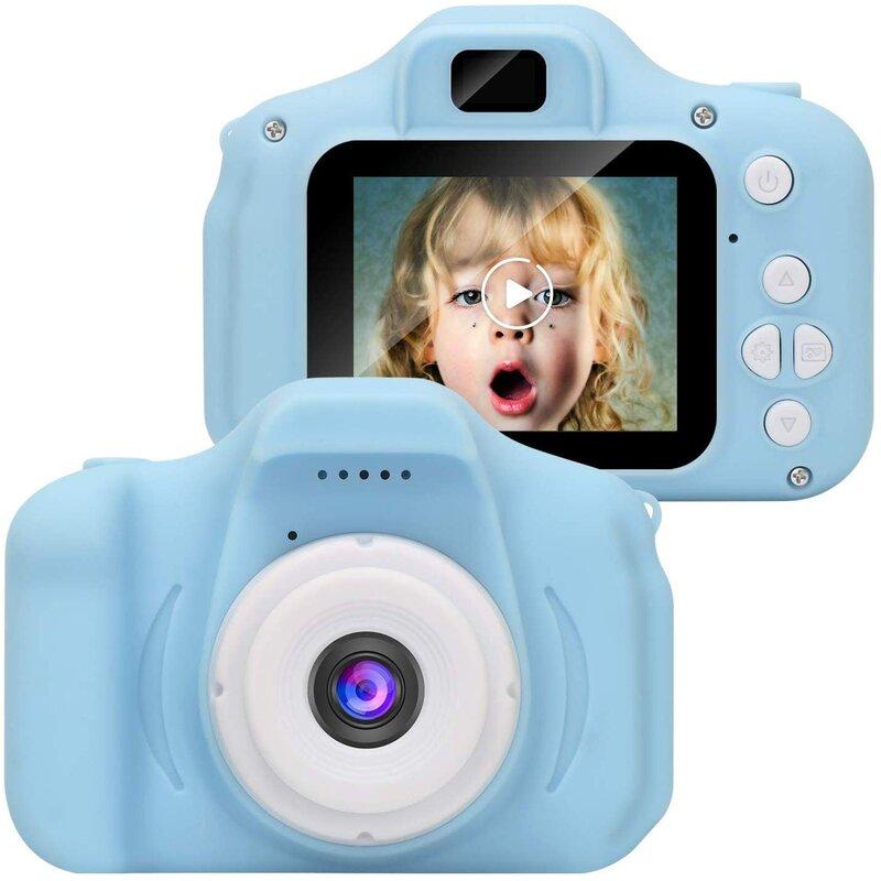 Mini Digital Kids Camera with 2 Inch screen in 3 Colors_1