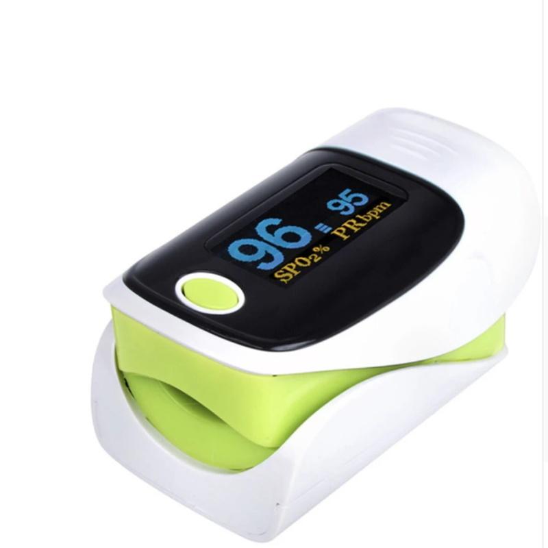 Pulse oximeter fingertip heart rate monitor_4