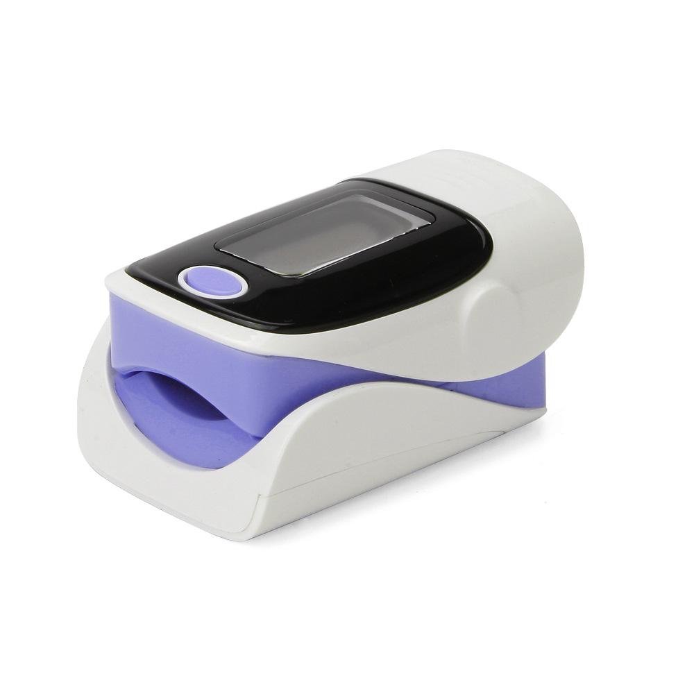 Pulse oximeter fingertip heart rate monitor_6