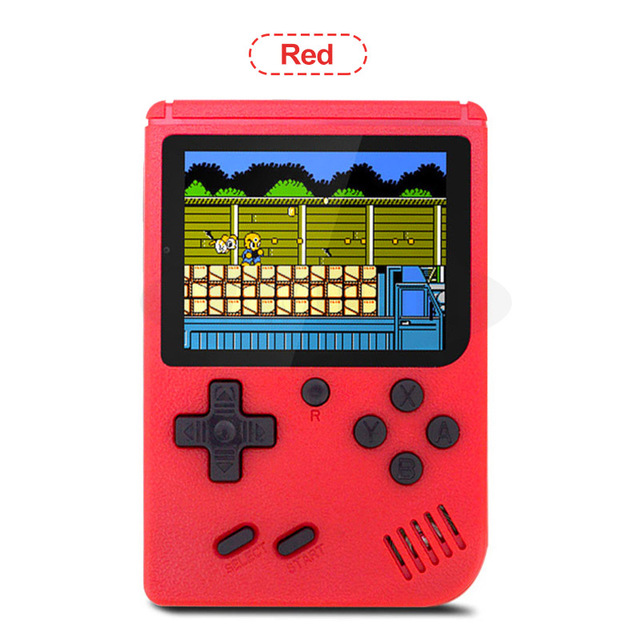 Built-in 500 Games Portable Game Console_4