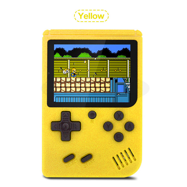 Built-in 500 Games Portable Game Console_6