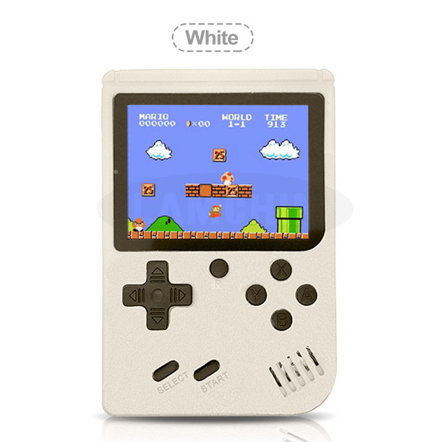 Built-in 500 Games Portable Game Console_5