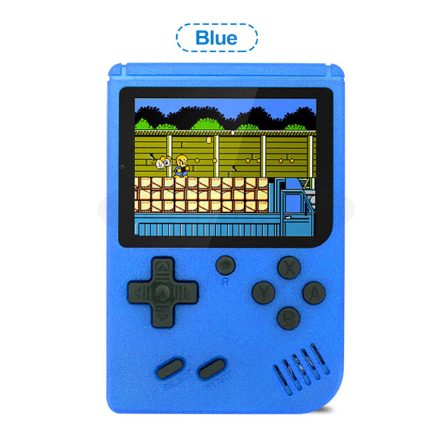 Built-in 500 Games Portable Game Console_3