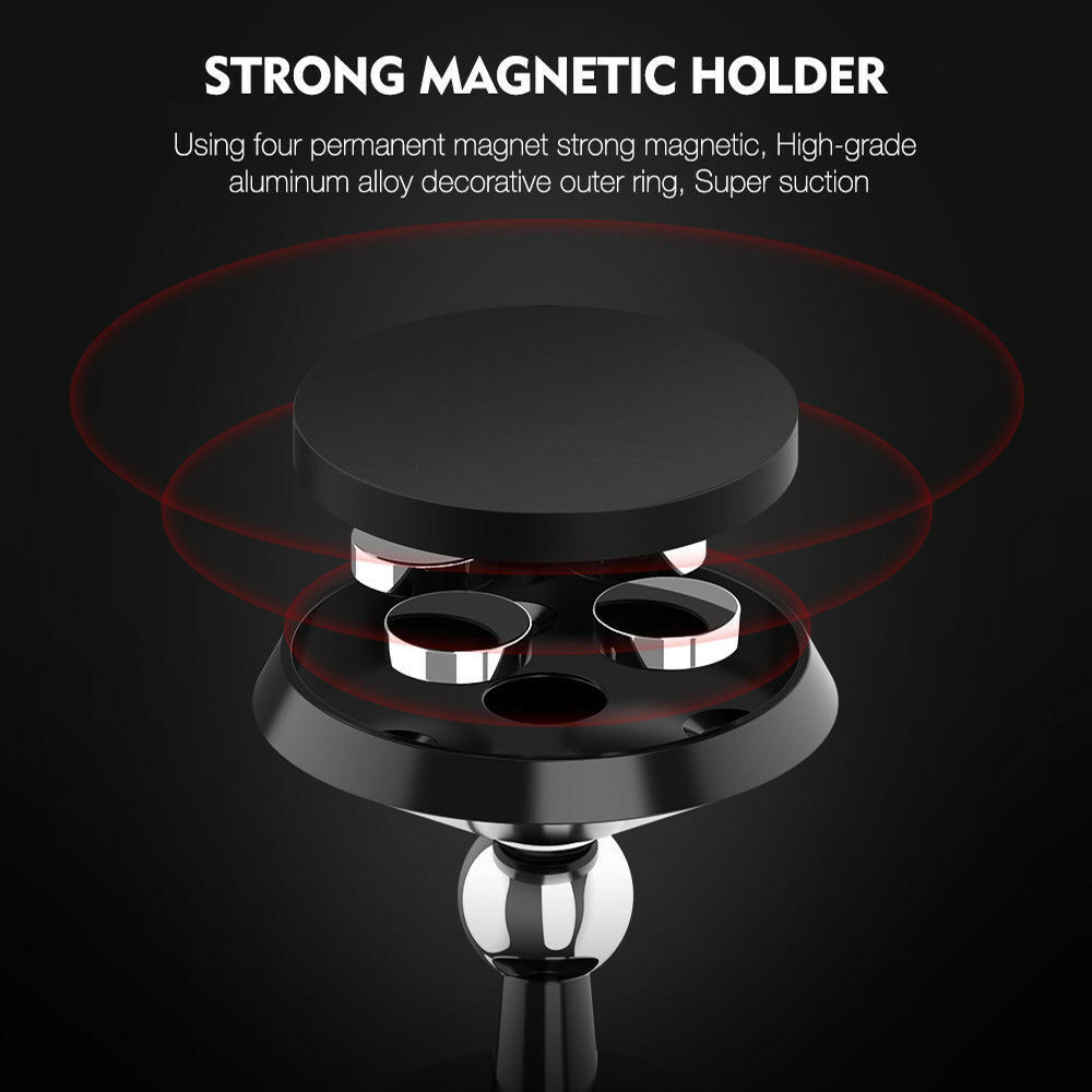 Universal Adhesive Dashboard Type Magnetic Mobile Phone Holder Cellphone Mount for 6.5 inch Phones_8