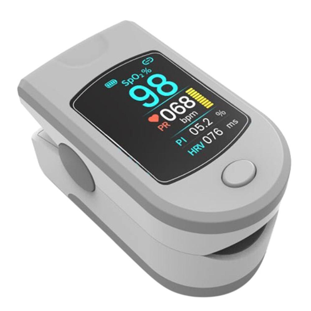 Bluetooth Enabled Blood Oximeter Finger Tip Pulse Tester with APP_8