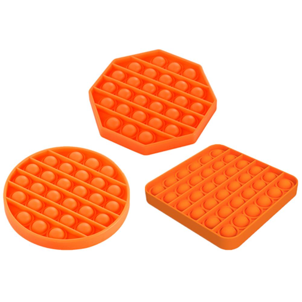 Push Bubble Fidget Sensory Arithmetic Concentration Toy_1