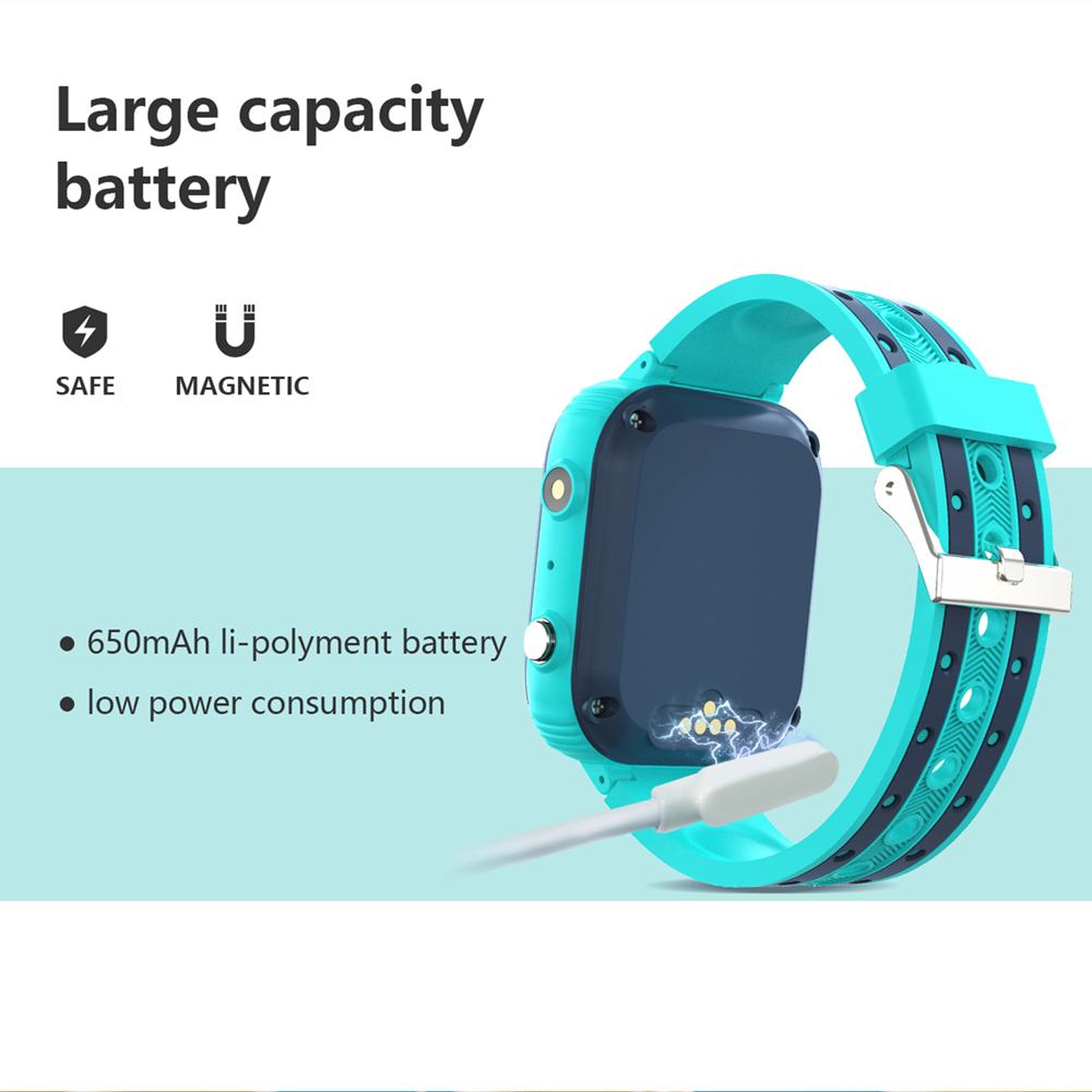 4G Video Call Watch GPS Wifi Tracker Smart Phone Watch_2