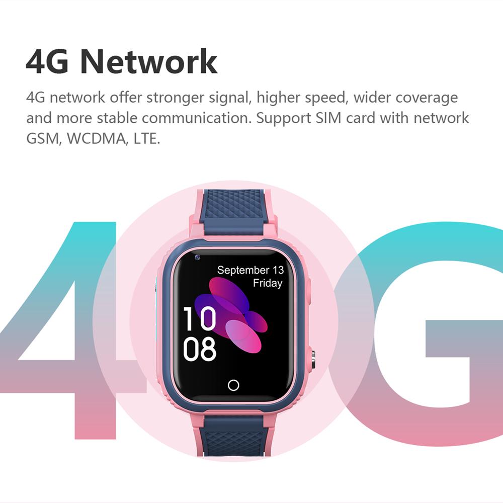 4G Video Call Watch GPS Wifi Tracker Smart Phone Watch_7