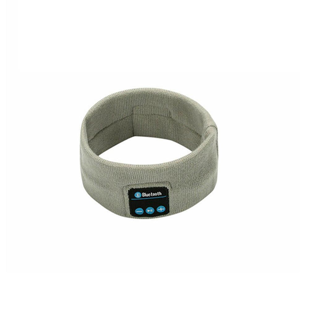 Musical Bluetooth Exercising Rechargeable Sleeping Headband_9