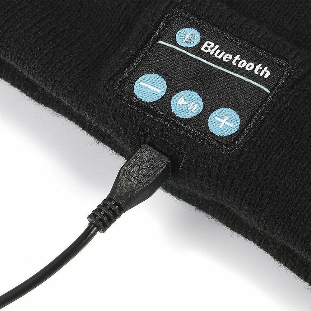 Musical Bluetooth Exercising Rechargeable Sleeping Headband_3