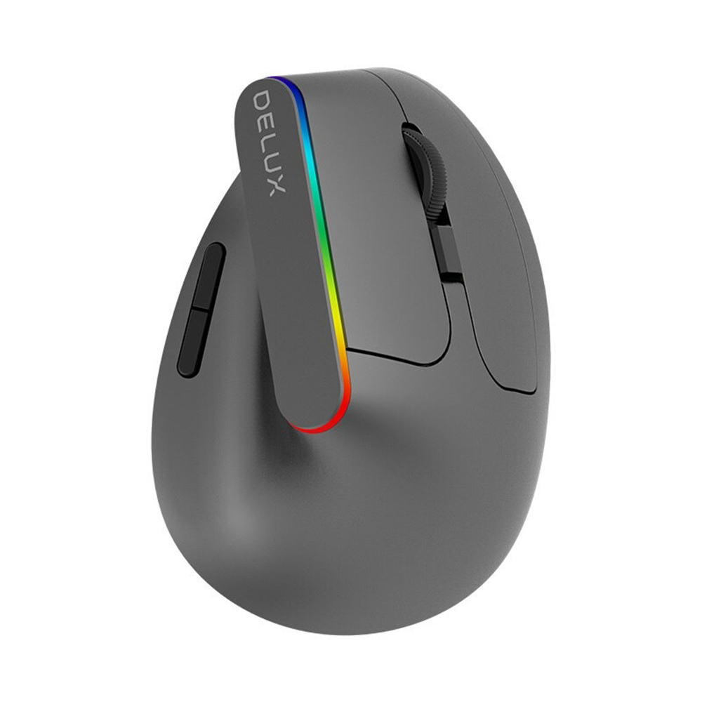 2.4G Wireless Vertical Ergonomic Optical Mouse with Receiver_3