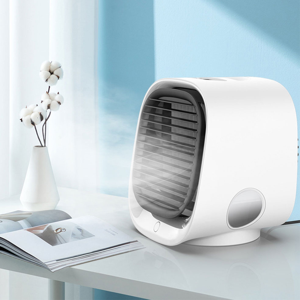 USB Mini Air Conditioner Air Cooling Fan for Home and Office Use_4