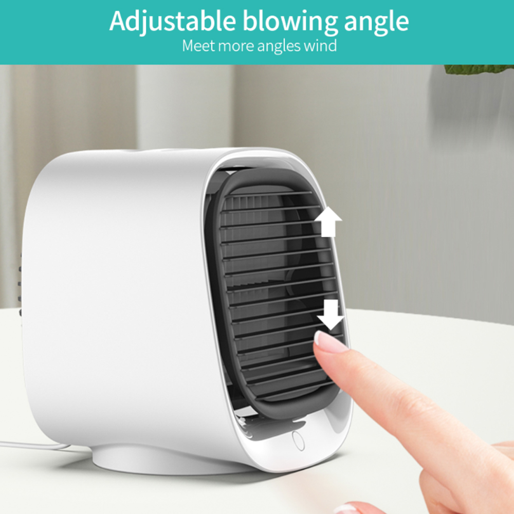 USB Mini Air Conditioner Air Cooling Fan for Home and Office Use_8