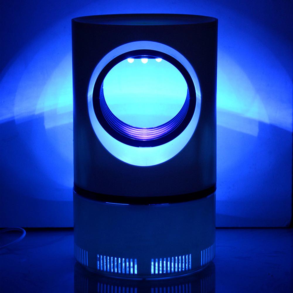 Ultraviolet LED Mosquito Killer Lamp UV Insect Trap Killer_3