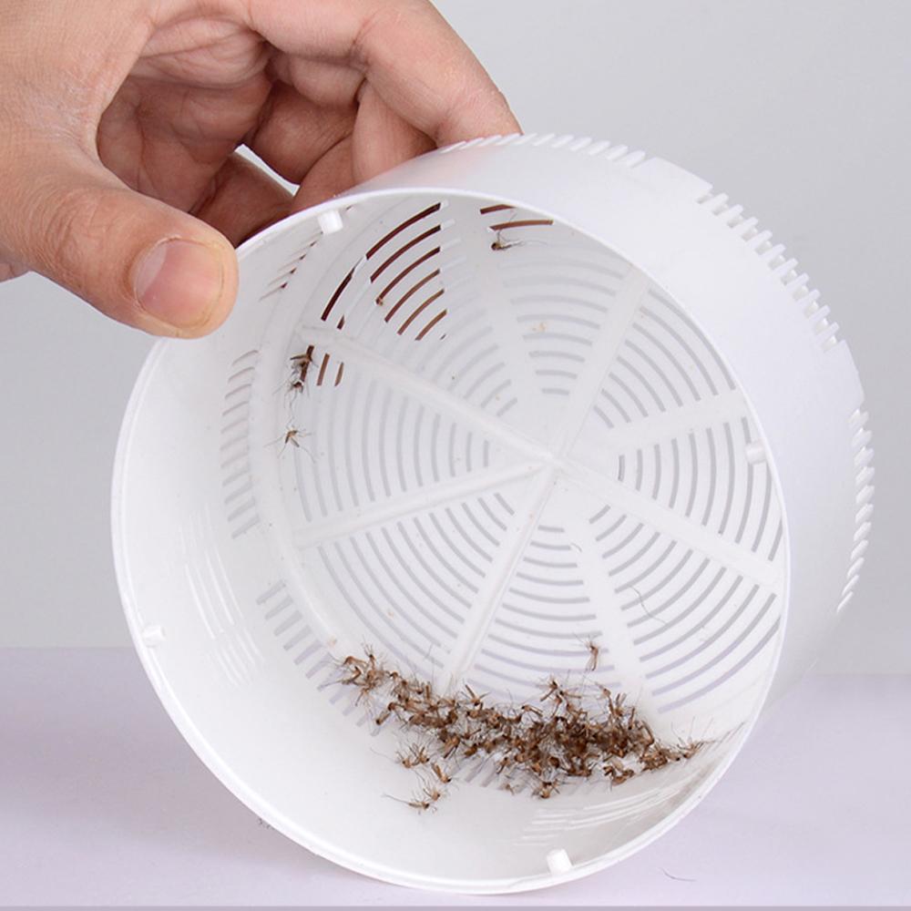 Ultraviolet LED Mosquito Killer Lamp UV Insect Trap Killer_8