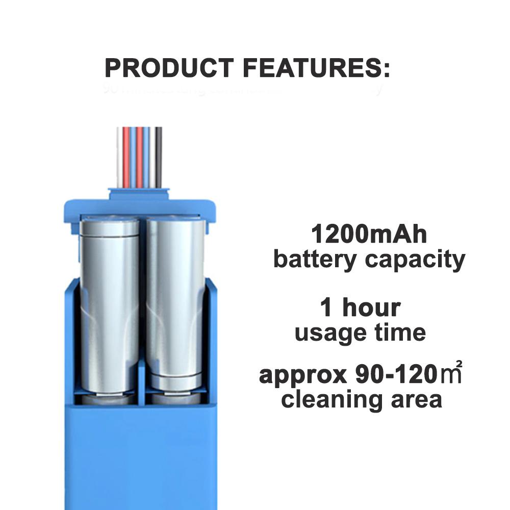 Smart Sweeper Mini Robot Vacuum Household Cleaning Machine_7