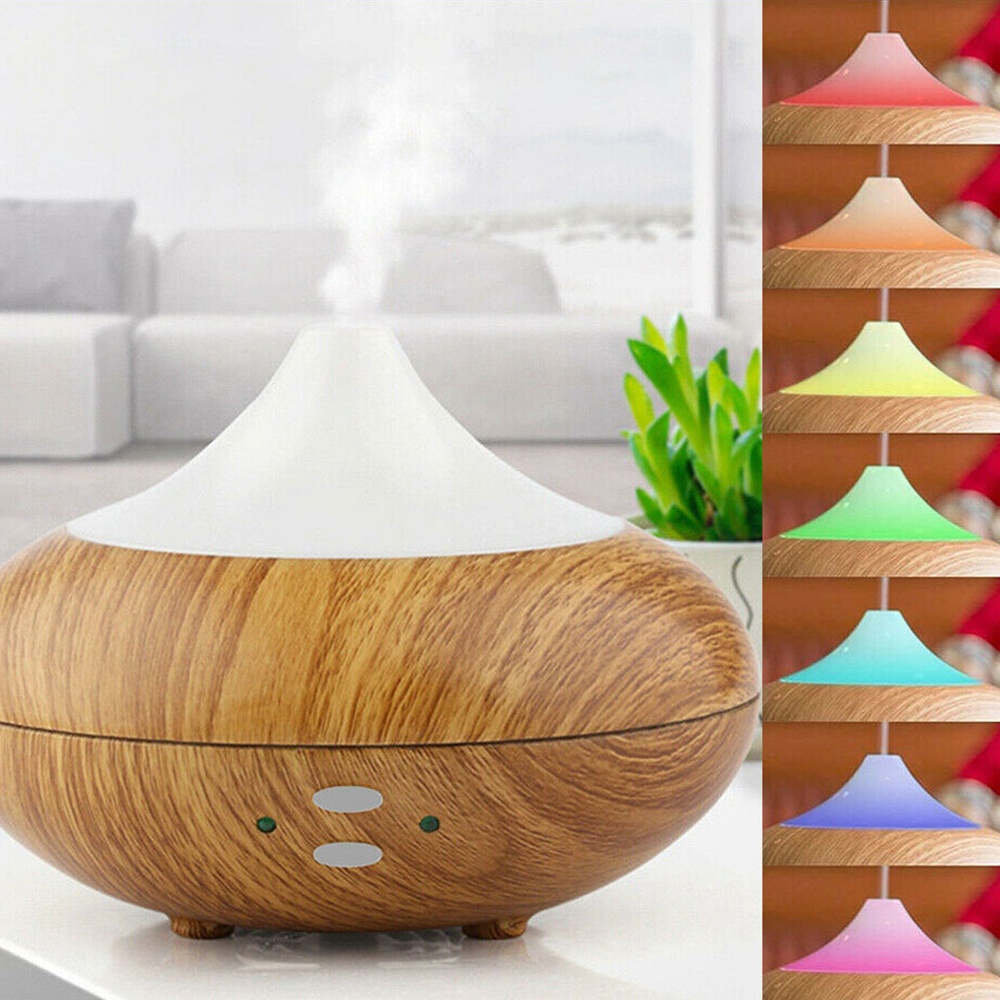 Essential Oil Diffuser and Cool Air Mist Humidifier Aromatherapy_9