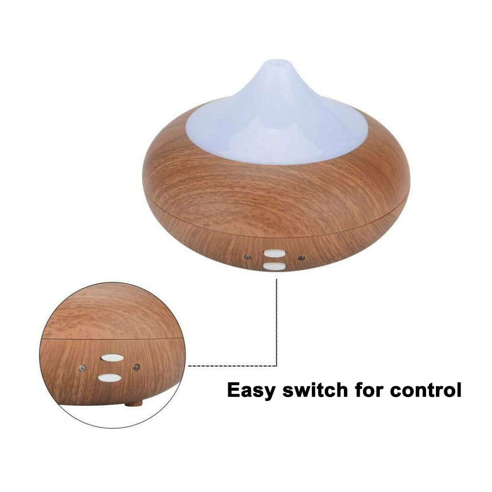 Essential Oil Diffuser and Cool Air Mist Humidifier Aromatherapy_6