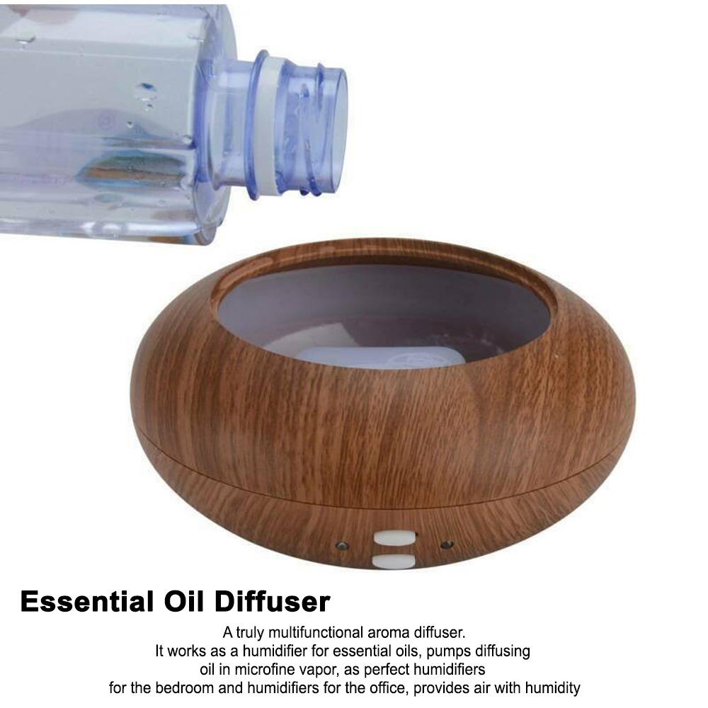 Essential Oil Diffuser and Cool Air Mist Humidifier Aromatherapy_7