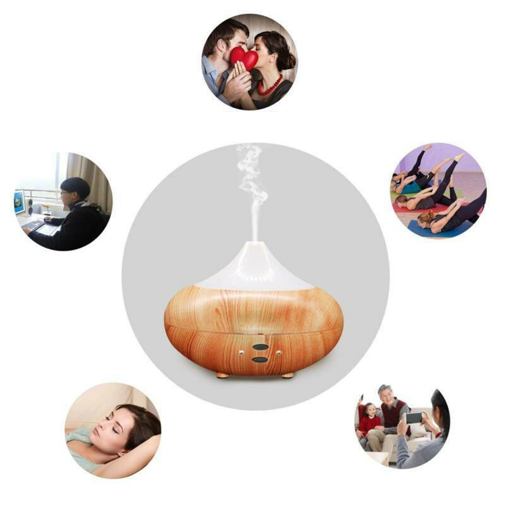Essential Oil Diffuser and Cool Air Mist Humidifier Aromatherapy_4