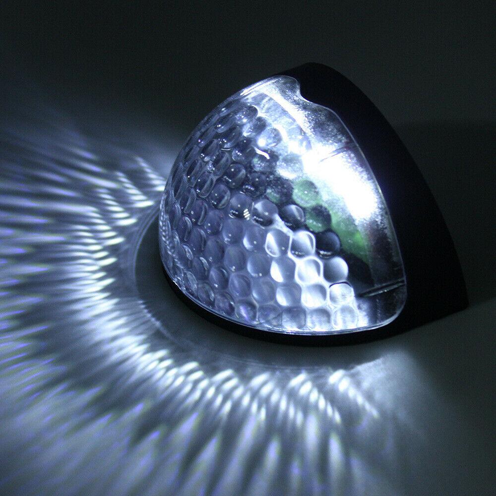 Solar Powered Light Sensor Outdoor Waterproof Wall Light_4