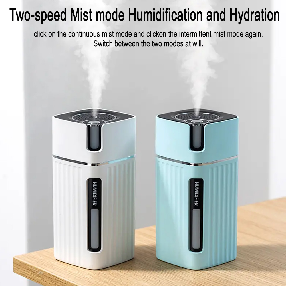 300ml Ultrasonic Electric Humidifier Cool Mist Aroma Diffuser_9