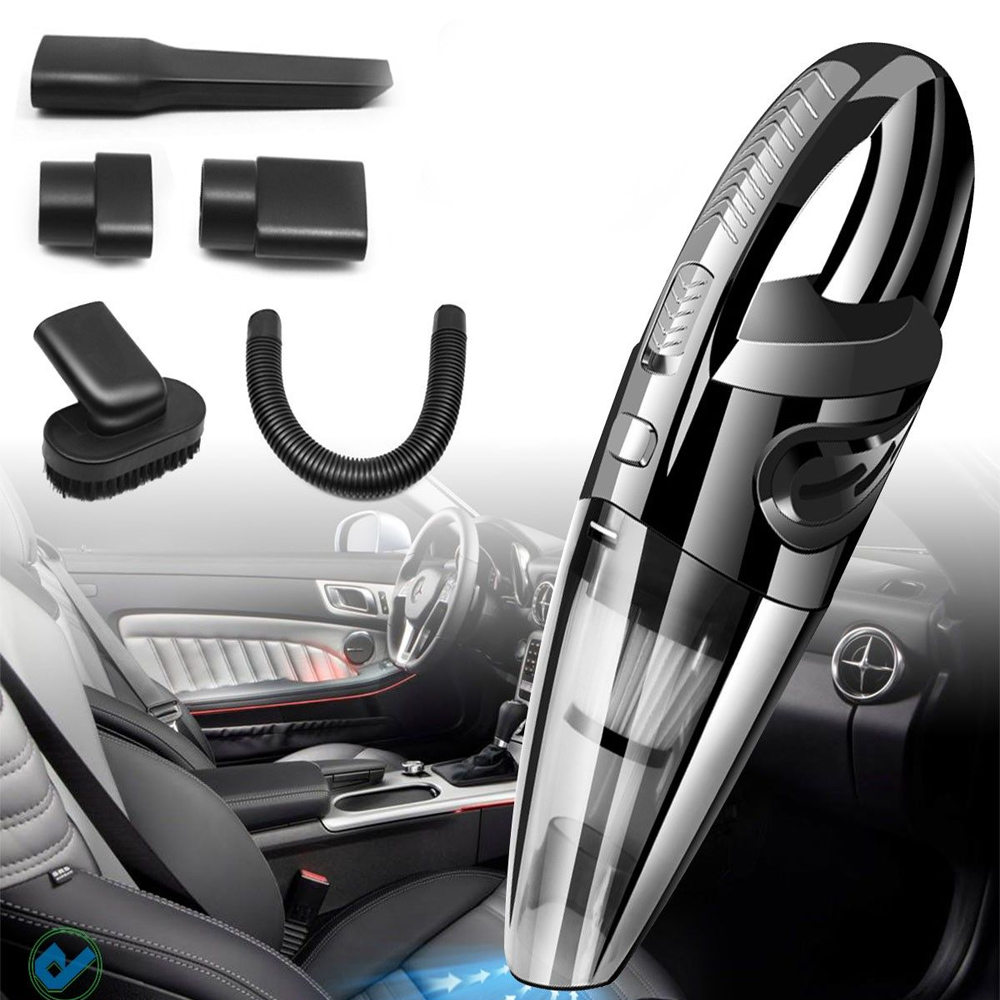 USB Rechargeable Cordless Car Wet and Dry Vacuum Cleaner_7
