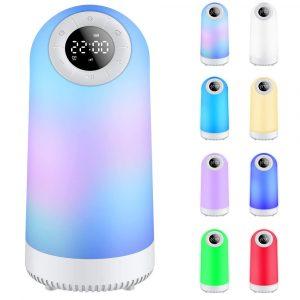 Multifunctional Smart LED Bedside Lamp and Bluetooth Speaker_0