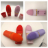 Waterproof Silicone Facial Cleansing Brush Sonic Face Exfoliating Brush for All Skin
